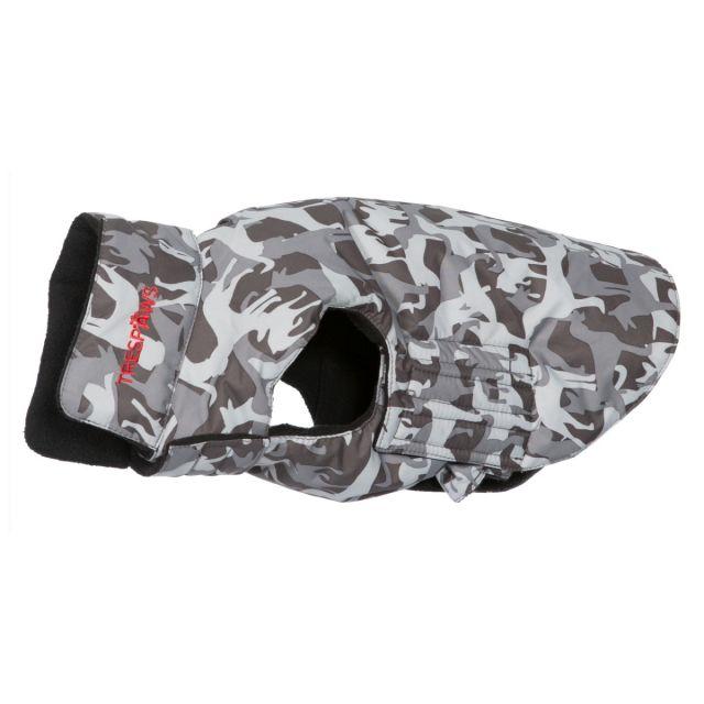Trespass XXS Printed Waterproof Dog Coat Charly