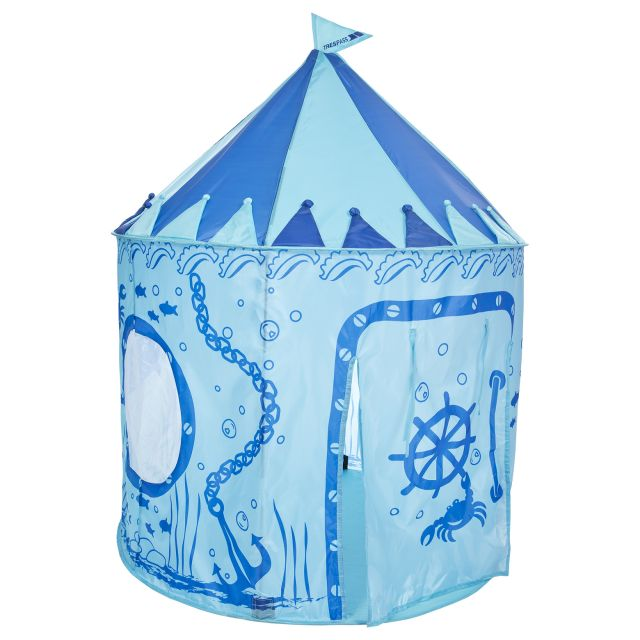 Kids' Indoor and Outdoor Play Tent in Light Blue