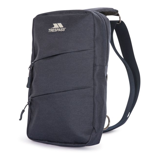 Travel Chest Bag in Navy