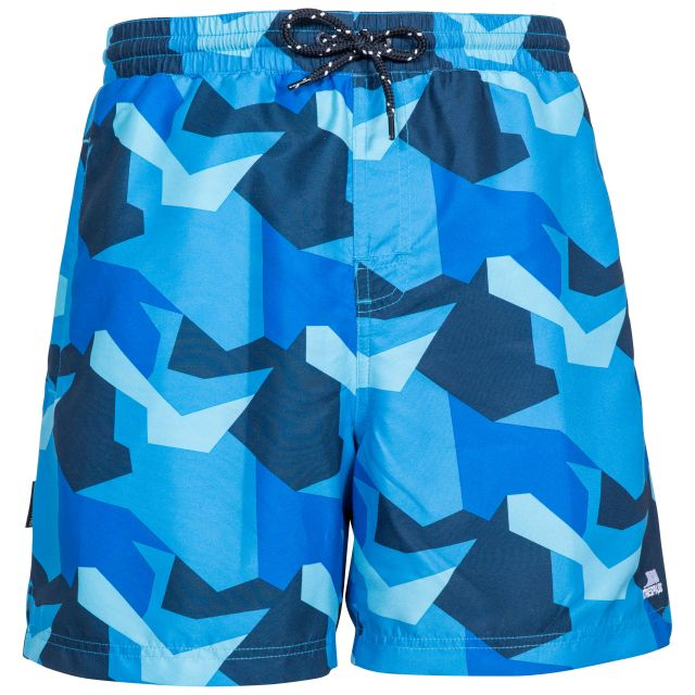 Chiggers Men's Swim Shorts in Blue