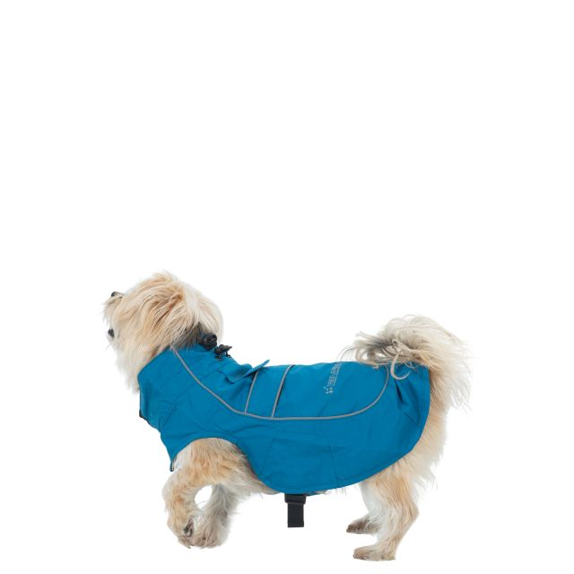 Trespass Dog Raincoat Cinder - MARINE XXS