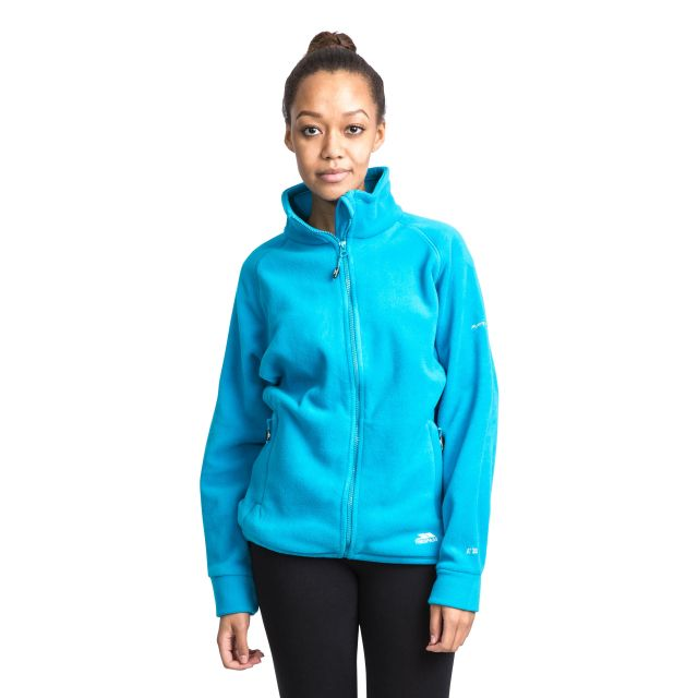 Clarice Women's Fleece in Blue
