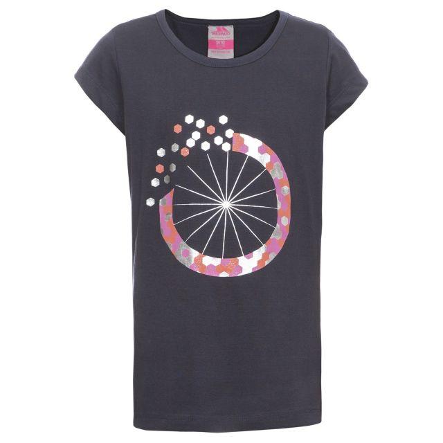 Clemence Kids' T-Shirt in Black