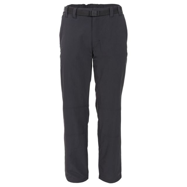 Clifton Men's Waterproof Walking Trousers in Black