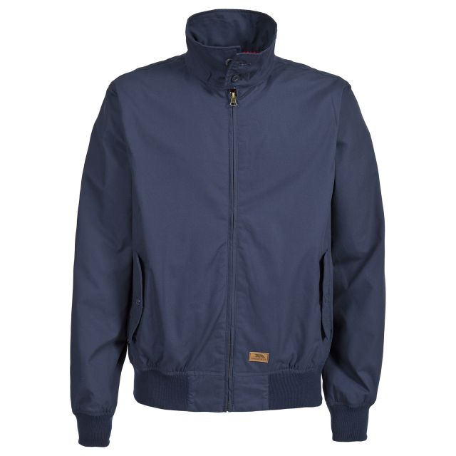 Clint Men's Quick Dry Casual Jacket in Black