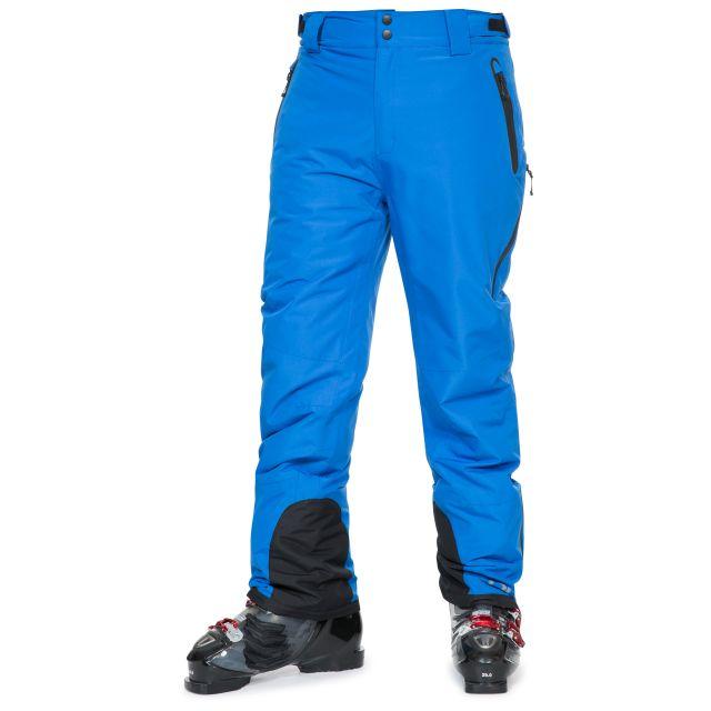Coffman Men's DLX Salopettes in Blue