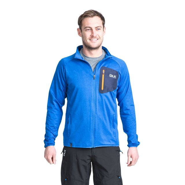 Colson DLX Men's Active Jacket in Blue
