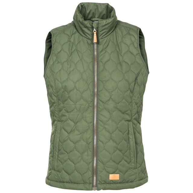 Companion Women's Padded Quilted Gilet - MS1