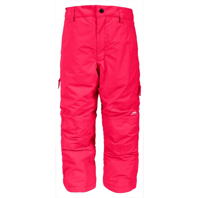Contamines Kids' Salopettes in Pink