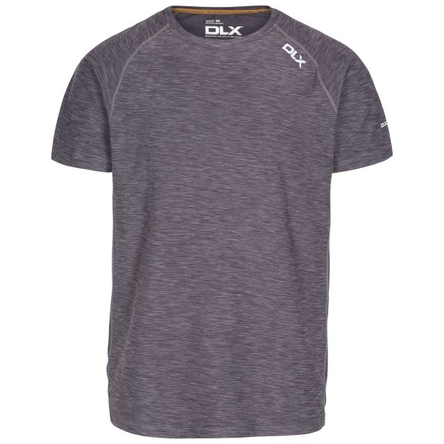 Cooper Men's DLX Active T-Shirt in Grey