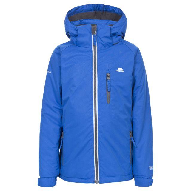 Cornell II Kids' Waterproof Jacket in Blue