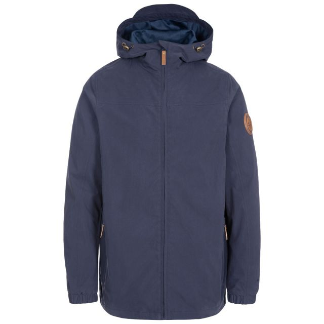 Corrigan Men's DLX Waterproof Jacket in Navy