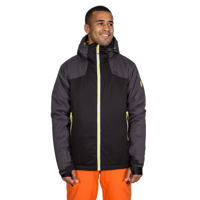 Coulson Men's DLX Waterproof RECCO Ski Jacket - BLK