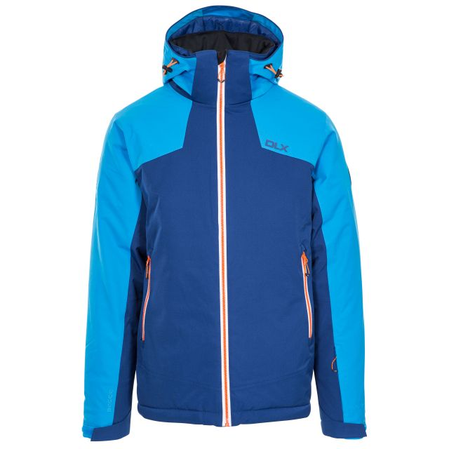 Coulson Men's DLX Waterproof RECCO Ski Jacket in Navy