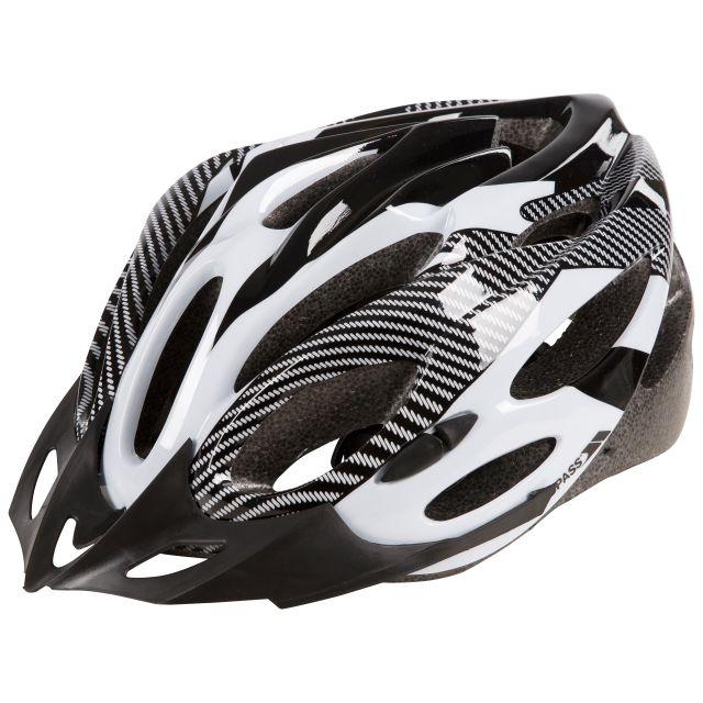 Crankster Adult Bike Helmet in White
