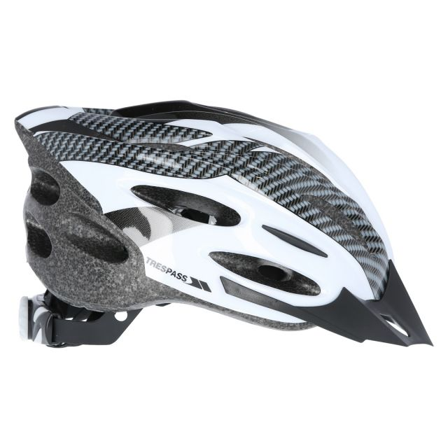 Crankster Adult Bike Helmet in White
