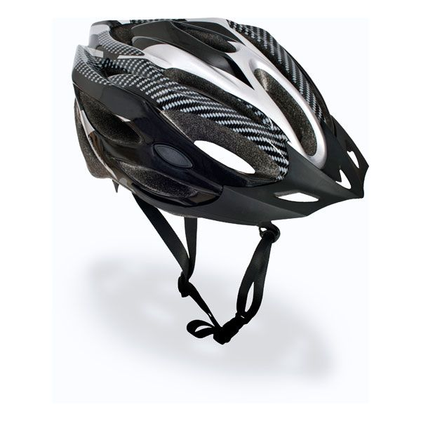 Crankster Adult Bike Helmet in Black