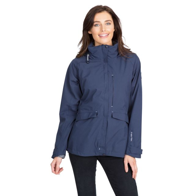Cruising Women's Breathable Waterproof 3-in-1 Jacket in Navy