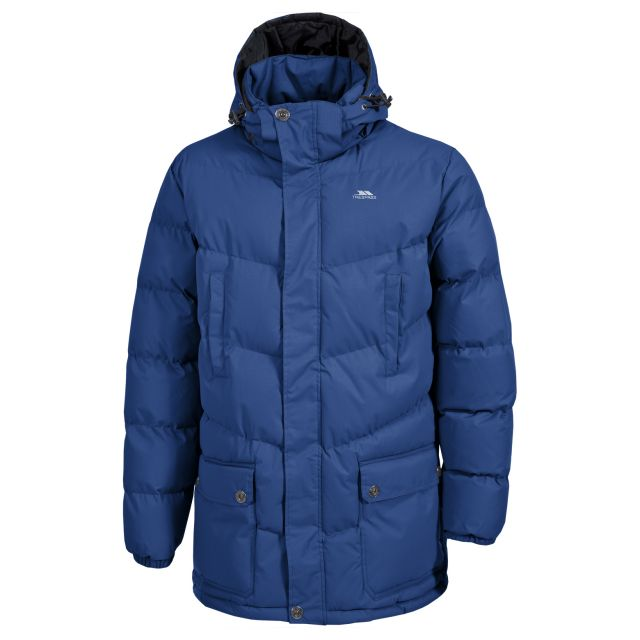Cumulus Men's Padded Casual Jacket in Navy