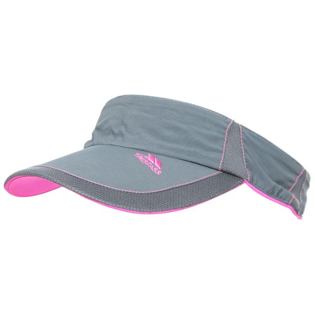 Cutts Adults' Adjustable Visor in Grey