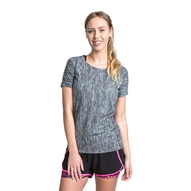Daffney Women's Quick Dry Active T-Shirt - GRM