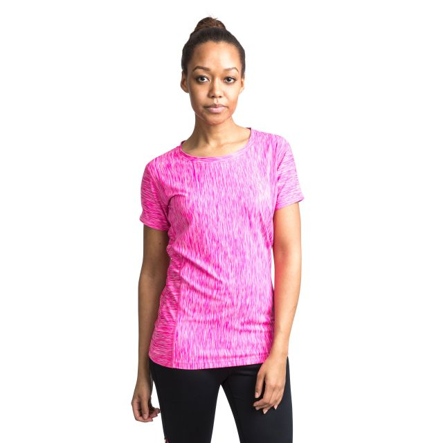 Daffney Women's Quick Dry Active T-Shirt - PGM