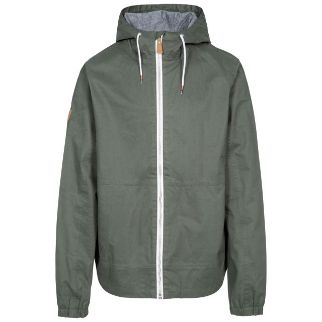 Dalewood Men's Waterproof Jacket in Khaki