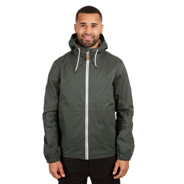 Dalewood Men's Waterproof Jacket in Khaki
