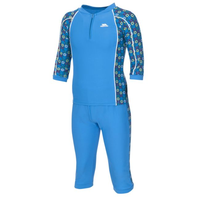 DANDO Kids swim set in Blue