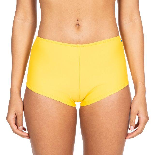 Daria II Women's Bikini Bottoms in Yellow