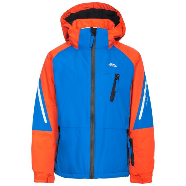 Debunk Boys' Ski Jacket - BLU