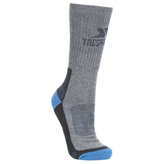 Deeper Men's Walking Socks in Blue
