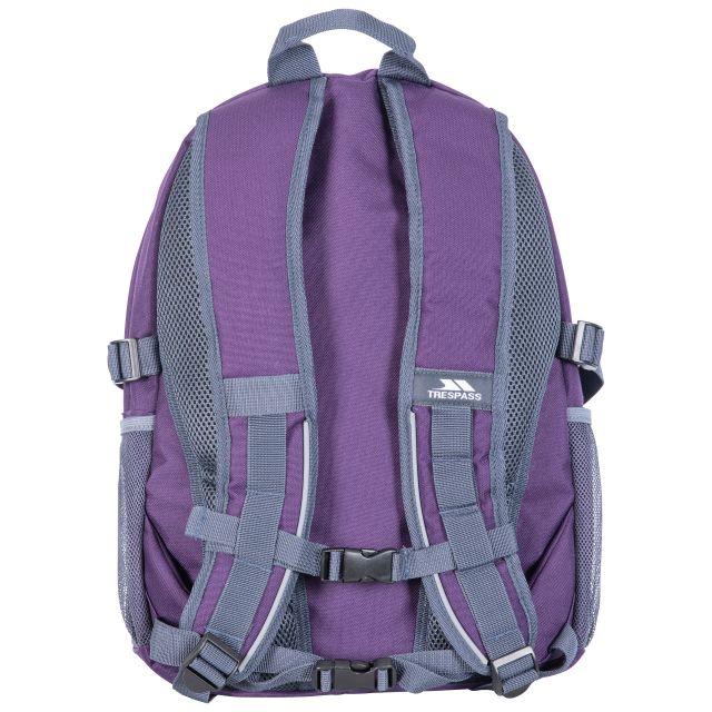 Trespass 30L Laptop Backpack in Purple Deptron