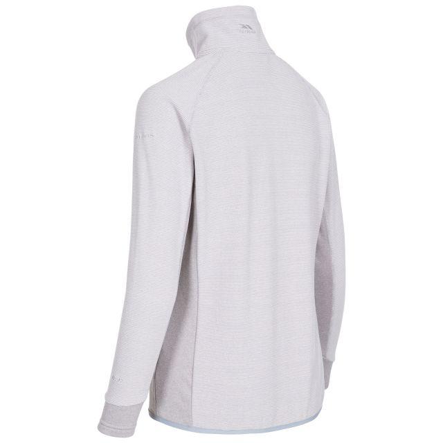 Detour Women's Fleece in Light Grey