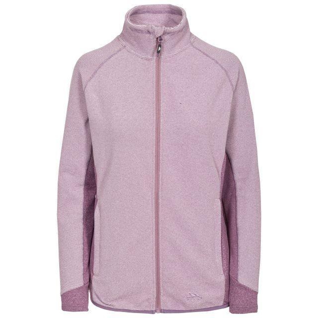Detour Women's Fleece in Purple