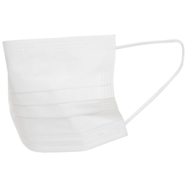 Disposable Medical Mask in White Type II EN 14683 - Pack of 5 - WHT
