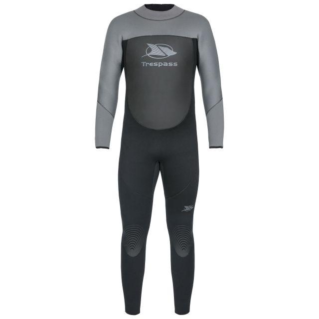 Diver Men's 5mm Full Wetsuit in Black