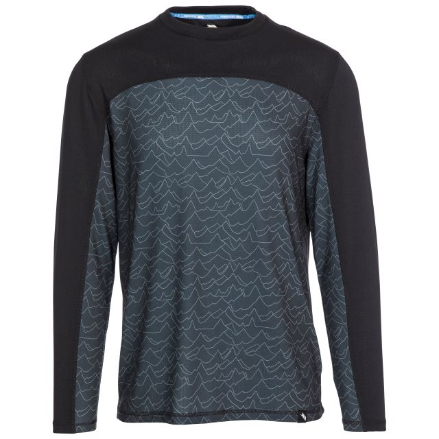 Drill Men's Thermal Top in Assorted