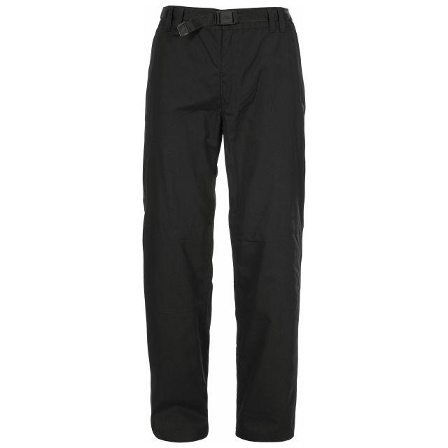 Dumont Men's Quick Dry Walking Trousers in Black