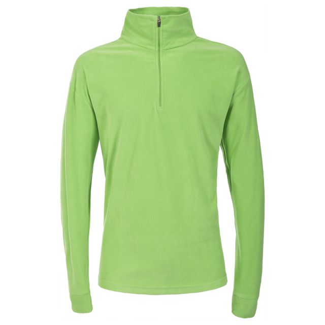 Duty Men's 1/2 Zip Fleece  in Green