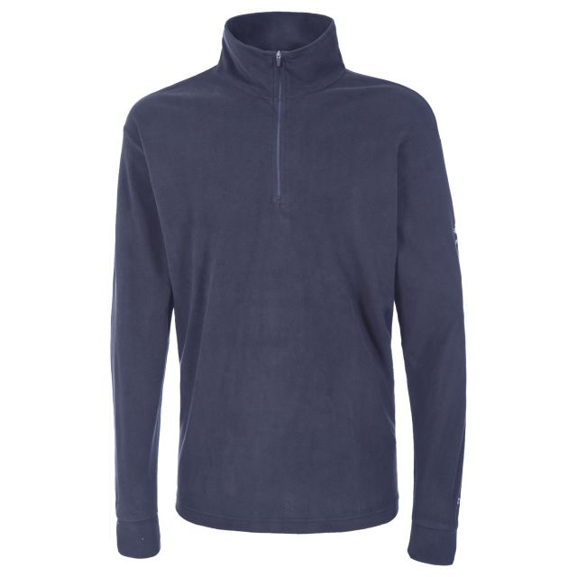 Duty Men's 1/2 Zip Fleece  in Navy