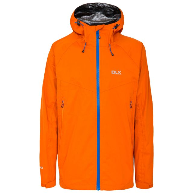 Edmont II DLX Men's Waterproof Jacket in Yellow