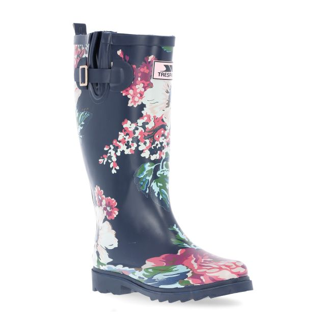 Elena Women's Printed Wellies in Print