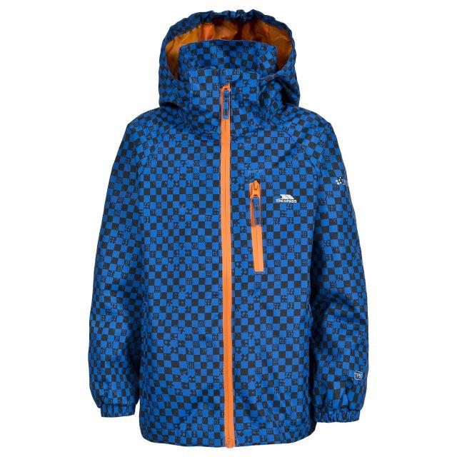 Eli Kids' Waterproof Jacket in Blue