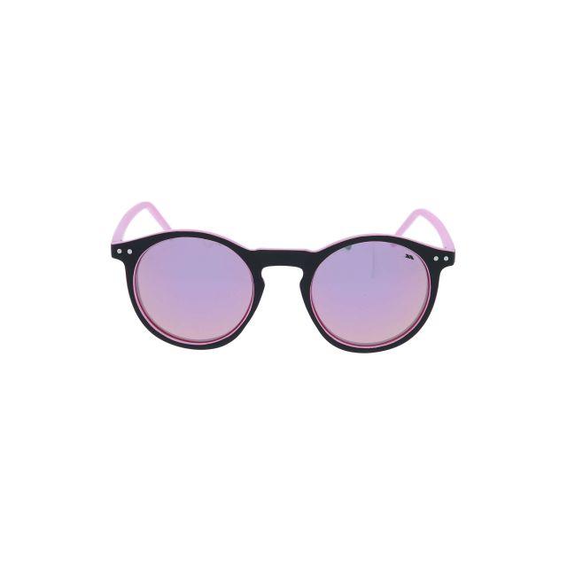 Elta Unisex Sunglasses in Pink