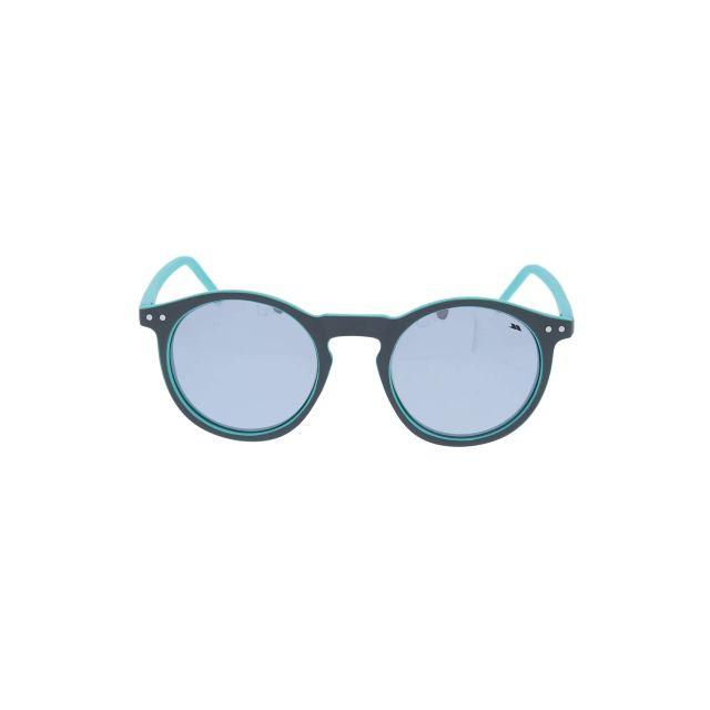 Elta Unisex Sunglasses in Teal