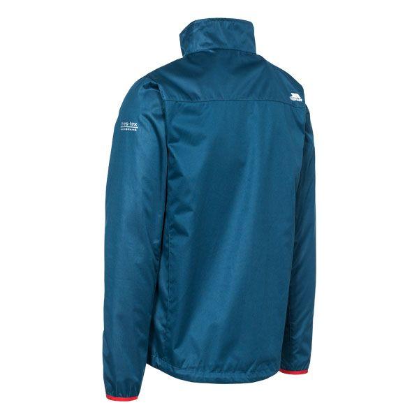 Elvin Men's Softshell Jacket in Blue