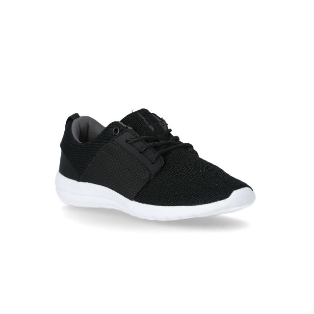 Elwood Youths Lightweight Trainers - BLK