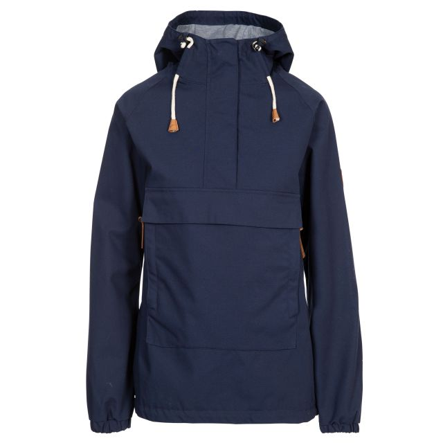 Entirely Women's Waterproof Jacket in Navy
