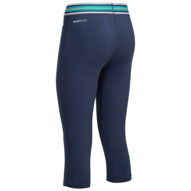 Trespass Women's 3/4 Length Trousers Esther Navy